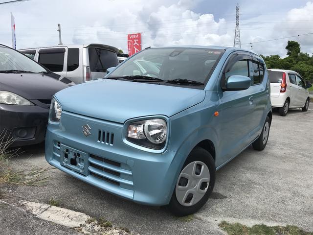 沖縄県中頭郡読谷村の中古車ならアルト S レーダーブレーキサポート装着車