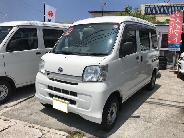 沖縄県の中古車ならピクシスバン デラックス インパネAT
