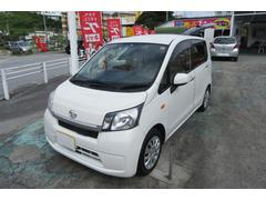 沖縄の中古車 ダイハツ ムーヴ 車両価格 58万円 リ済込 平成26年 5.1万K ホワイト