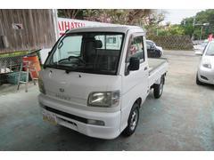 沖縄の中古車 ダイハツ ハイゼットトラック 車両価格 35万円 リ済込 平成16年 12.3万K ホワイト