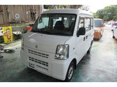 沖縄の中古車 スズキ エブリイ 車両価格 32万円 リ済込 平成20年 12.3万K ホワイト