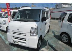 沖縄の中古車 スズキ エブリイ 車両価格 35万円 リ済込 平成22年 14.1万K ホワイト