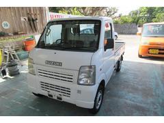 沖縄の中古車 スズキ キャリイトラック 車両価格 37万円 リ済込 平成18年 12.8万K ホワイト