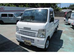 沖縄の中古車 スズキ キャリイトラック 車両価格 42万円 リ済込 平成20年 13.5万K ホワイト