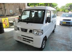 沖縄の中古車 日産 クリッパーバン 車両価格 35万円 リ済込 平成24年 12.7万K ホワイト