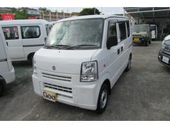 沖縄の中古車 スズキ エブリイ 車両価格 40万円 リ済込 平成23年 12.8万K ホワイト