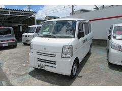 沖縄の中古車 スズキ エブリイ 車両価格 41万円 リ済込 平成24年 13.9万K ホワイト