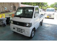 沖縄の中古車 日産 クリッパートラック 車両価格 28万円 リ済込 平成17年 10.4万K ホワイト