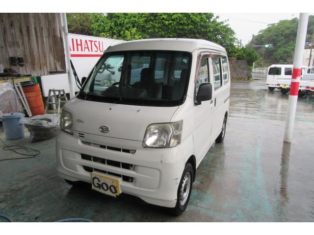 沖縄県那覇市の中古車ならハイゼットカーゴ