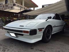 サバンナRX7 GT ローダウン 社外アルミ