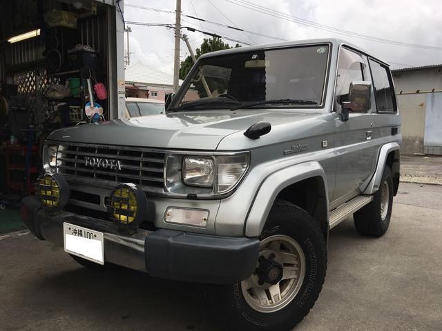 トヨタ SXワイド 1ナンバー