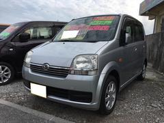 沖縄の中古車 ダイハツ ムーヴ 車両価格 18万円 リ済込 平成16年 12.1万K ブライトシルバーメタリック