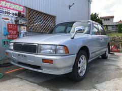 沖縄の中古車 日産 クルー 車両価格 49万円 リ済込 平成7年 7.2万K シルバー