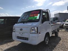 沖縄の中古車 スバル サンバートラック 車両価格 49万円 リ済込 平成22年 6.1万K ホワイト