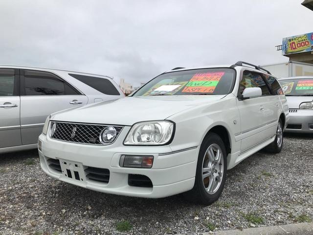 沖縄県の中古車ならステージア 25t RS FOUR S