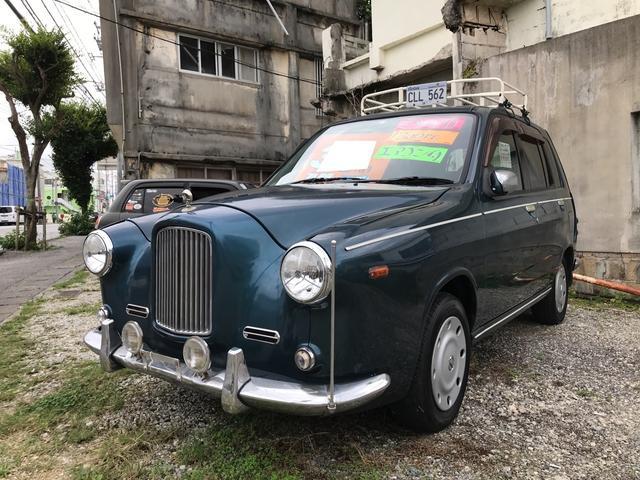 沖縄の中古車 ミツオカ ユーガ 車両価格 39万円 リ済込 2000(平成12)年 14.4万km DグリーンM