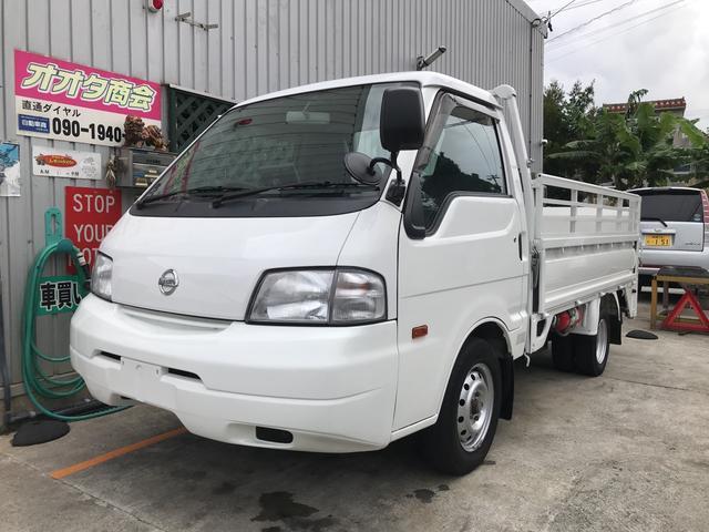 沖縄の中古車 日産 バネットトラック 車両価格 98万円 リ済込 2014(平成26)年 12.8万km ホワイト