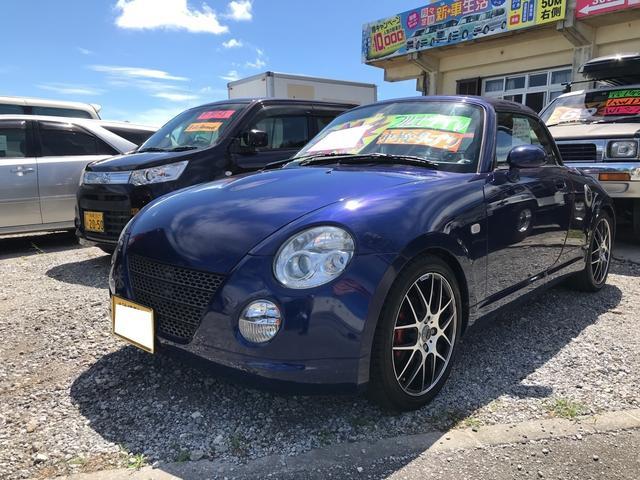 沖縄県の中古車ならコペン アクティブトップ 社外アルミ フルセグTV