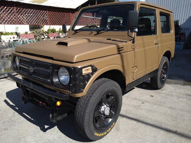 沖縄県の中古車ならジムニー ランドベンチャー パートタイム4WD インタークーラーターボ リフトアップ