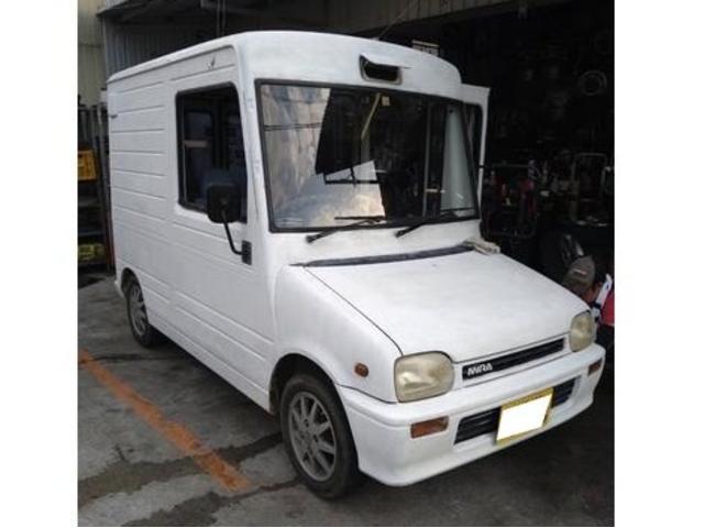 ミラウォークスルーバン:沖縄県中古車の新着情報