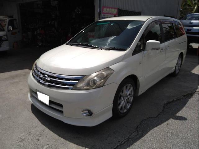 プレサージュ:沖縄県中古車の新着情報