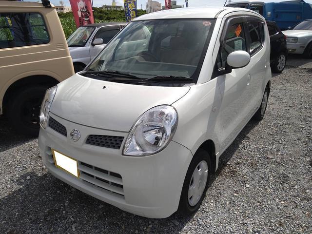 沖縄県うるま市の中古車ならモコ S エンジンオイル交換 バッテリー新品