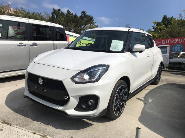 スイフトスポーツ:沖縄県中古車の新着情報