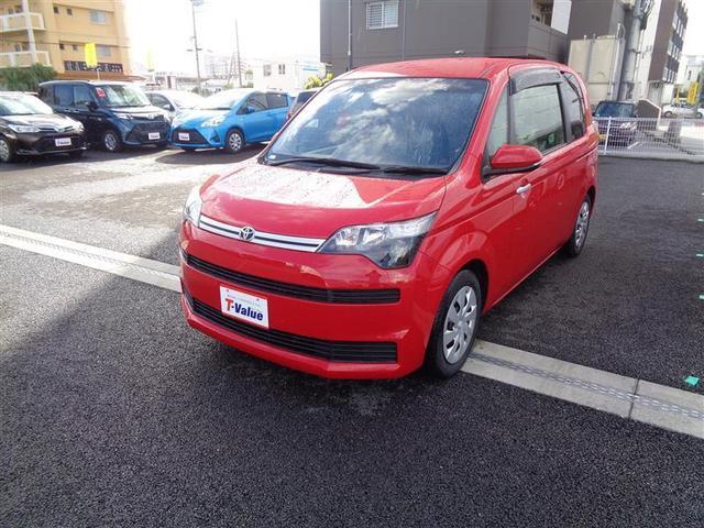 沖縄県の中古車ならスペイド G SDナビゲーション TV ETC車載器 オートエアコン 電動スライドドア