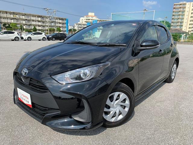 ヤリス(沖縄 中古車) 色:ブラック 価格:152.9万円 年式:2020(令和2)年 走行距離:0.2万km