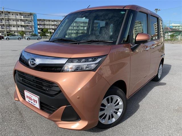 沖縄の中古車 ダイハツ トール 車両価格 176万円 リ済別 2020(令和2)年 5km ブリリアントカッパーCM
