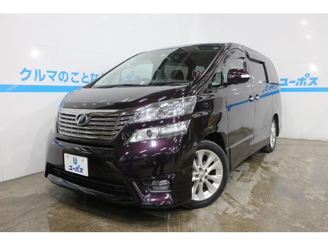 トヨタ 2.4Z プラチナムセレクション OP 5年保証対象車両