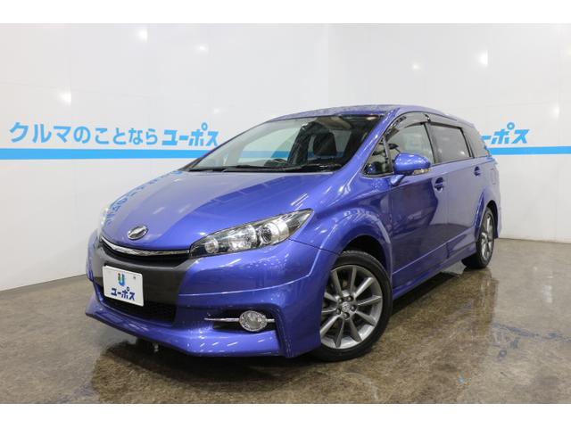 沖縄県の中古車ならウィッシュ 2.0Z OP 10年保証対象車両 クルーズコントロール