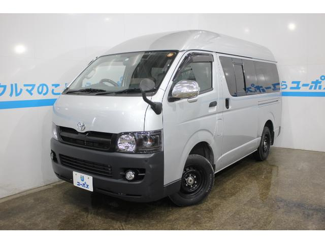 トヨタ DX ハイルーフ ガソリン車 バックモニター キーレス