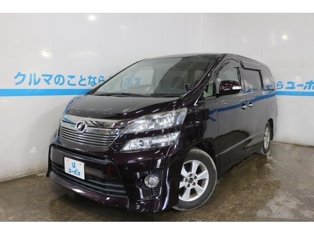トヨタ 2.4Z OP5年保証対象車 パワスラ 純正ナビ