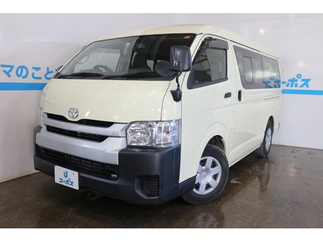 沖縄県の中古車ならハイエースワゴン DX OP10年保証対象車 キーレスエントリーシステム
