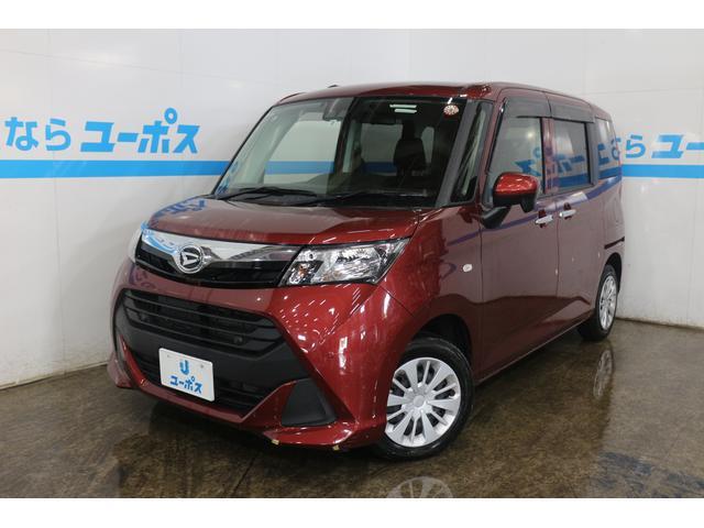 沖縄県沖縄市の中古車ならトール X SAIII OP10年保証対象車 パワースライドドア