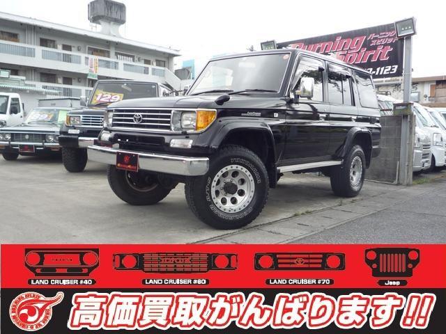 沖縄県の中古車ならランドクルーザープラド リフトアップ カスタム