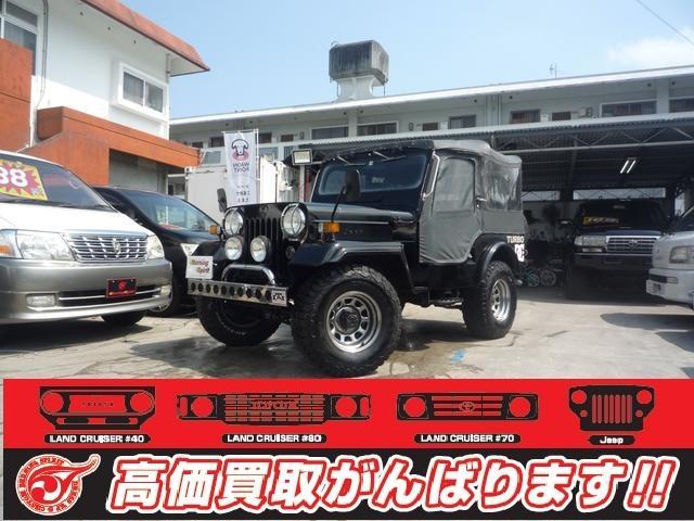 沖縄県沖縄市の中古車ならジープ キャンバストップ