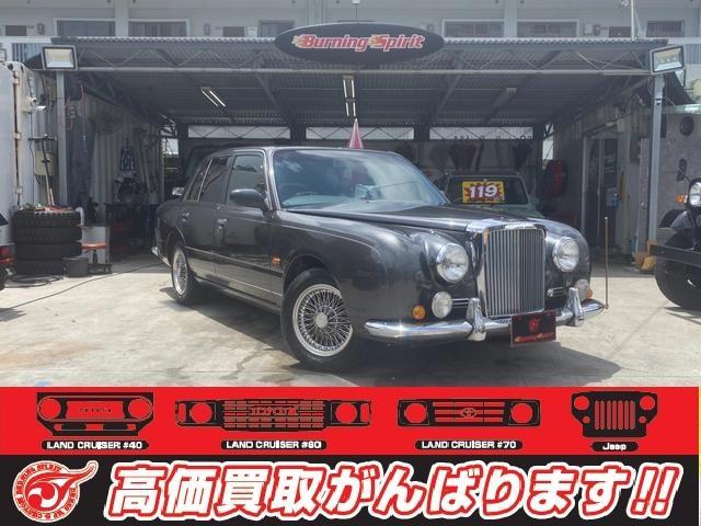 沖縄の中古車 ミツオカ ガリュー 車両価格 68万円 リ済別 1996(平成8)年 16.5万km ガンM