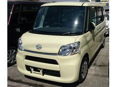沖縄の中古車 ダイハツ タント 車両価格 115万円 リ済込 新車  クリーム