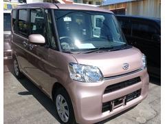 沖縄の中古車 ダイハツ タント 車両価格 116万円 リ済込 新車  ピンク