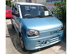 沖縄の中古車 スズキ アルト 車両価格 83万円 リ済込 新車  ライトブルー