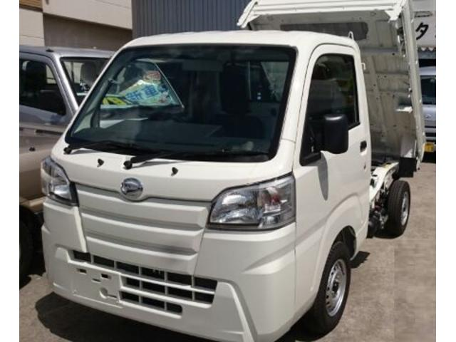 沖縄県の中古車ならハイゼットトラック ローダンプ 4wd