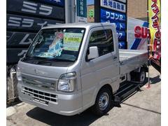 沖縄の中古車 スズキ キャリイトラック 車両価格 82万円 リ済込 新車  シルバー