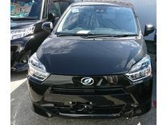 沖縄の中古車 ダイハツ ミライース 車両価格 115万円 リ済込 新車  ブラック