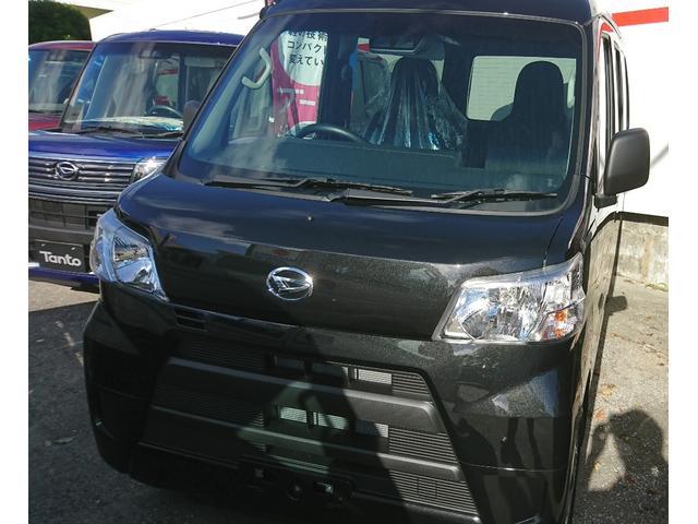 沖縄県の中古車ならハイゼットバン DX SAIII