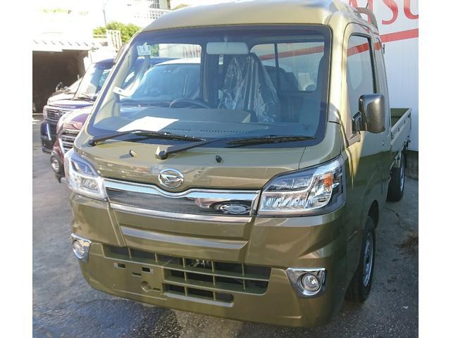 沖縄県の中古車ならハイゼットトラック ジャンボ AT SAIIIt