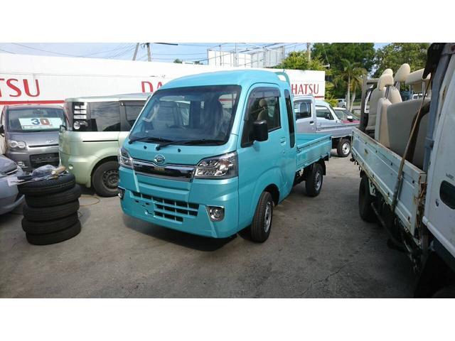 沖縄県の中古車ならハイゼットトラック ジャンボ AT 4WD SAIIIt