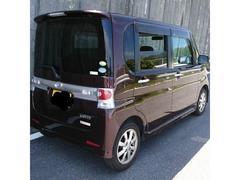 沖縄の中古車 ダイハツ タント 車両価格 39万円 リ済込 平成20年 12.2万K ダークパープルM