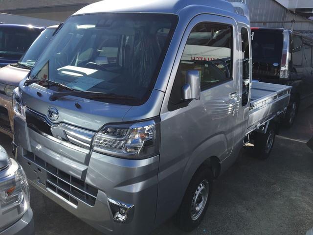 沖縄県の中古車ならハイゼットトラック ジャンボSAIIIt 4wd
